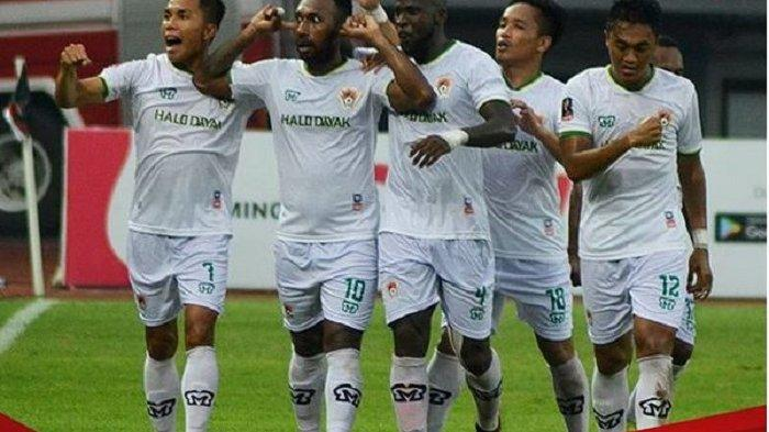 Lolos 4 Besar Piala Presiden 2019, Ini Cuplikan Gol Adu Penalti Persija Jakarta vs Kalteng Putra