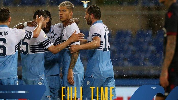 Juara Coppra Italia, Lazio Bermain Imbang 3-3 Vs Bologna di Pekan ke-37 Liga Italia Serie A