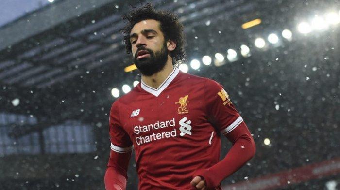 Raih Trofi Liga Inggris Bersama Liverpool Adalah Keinginan Besar Mohamed Salah