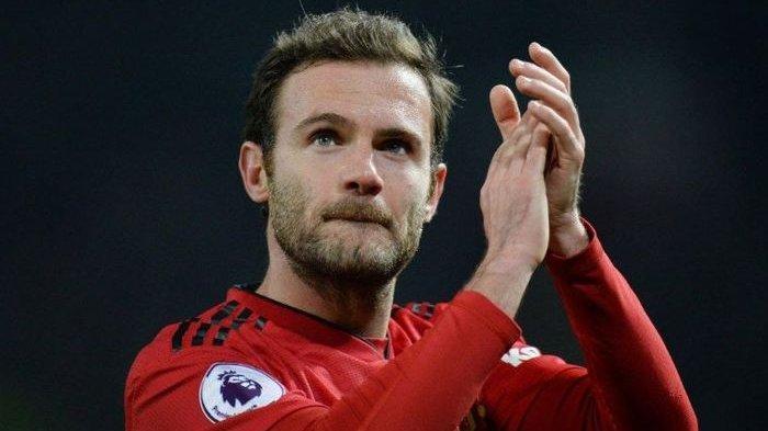Liga Inggris - Manchester United Kehilangan Ander Herrera, Juan Mata Bertahan di The Red Devils