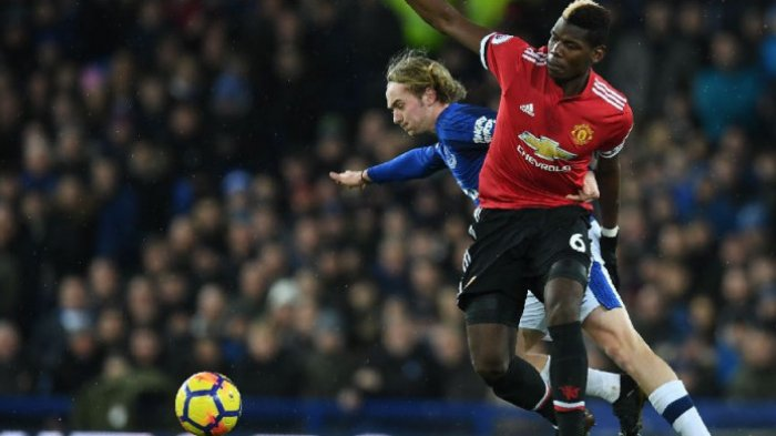 Pelatih Everton Kecewa dengan Penampilan Timnya Kalah dari Manchester United
