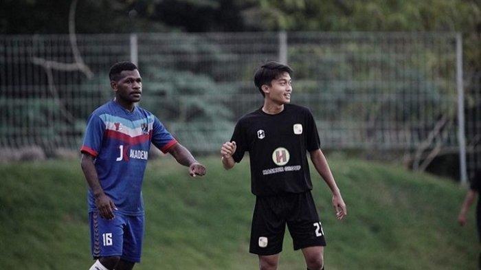 Liga 1 2020 Dihentikan, Pemain Muda Barito Putera Ini Latihan di Kampung Halaman