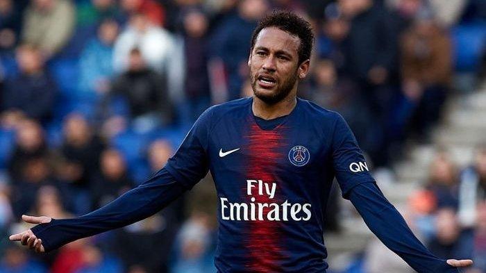 Real Madrid Hentikan Perburuannya Terhadap Pemain Penyerang Paris Saint-Germain Neymar Junior
