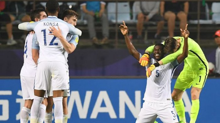 Venezuela Berhadapan dengan Inggris di Final Piala Dunia U-20