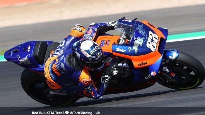 Miguel Oliveira Tatap Optimis MotoGP 2021, Siap Incar Gelar Juara Dunia