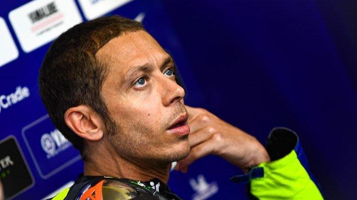 Raih Peringkat 4 di MotoGP Austria 2019, Valentino Rossi Rasakan Kemajuan pada Mesin Yamaha