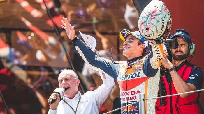 Marc Marquez Sebut MotoGP Belanda dan Jerman Penting, Karena Gelar Juara Musim Ini Belum Ditentukan