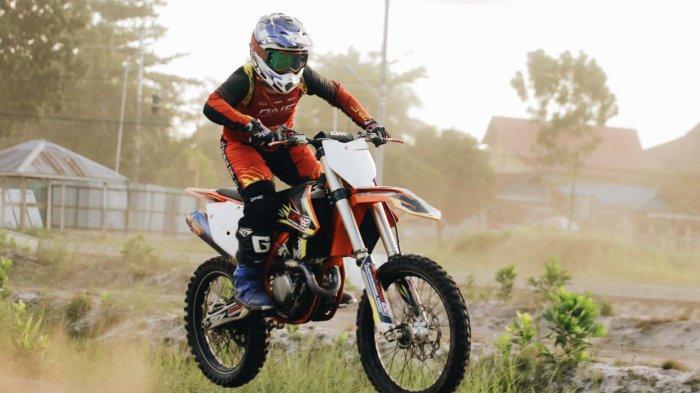 Tiga Pembalap Sepeda Motor Kalteng Siap Persembahkan Medali di PON XX Papua