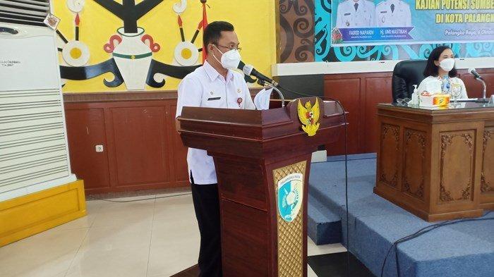 Lima Kecamatan di Palangkaraya Jadi Sampel Kajian Potensi Sumber Daya Industri