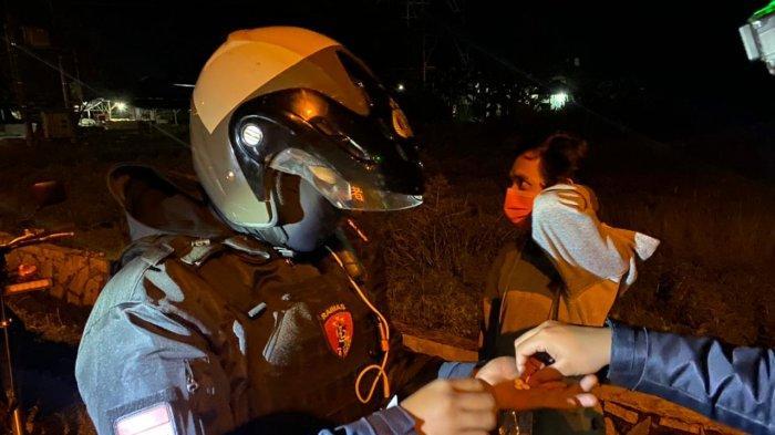 Narkoba Kalteng, Warga Palangkaraya Ini Terjaring Patroli Polisi Bawa Obat Terlarang