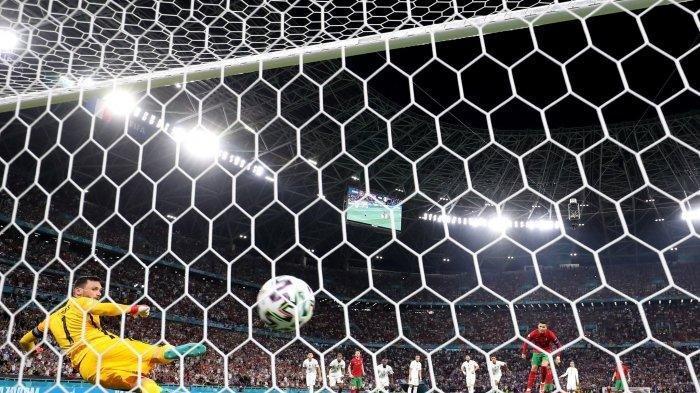 Hasil EURO 2020, Detik-detik Menegangkan Prancis, Jerman dan Portugal Lolos ke Babak 16 Besar