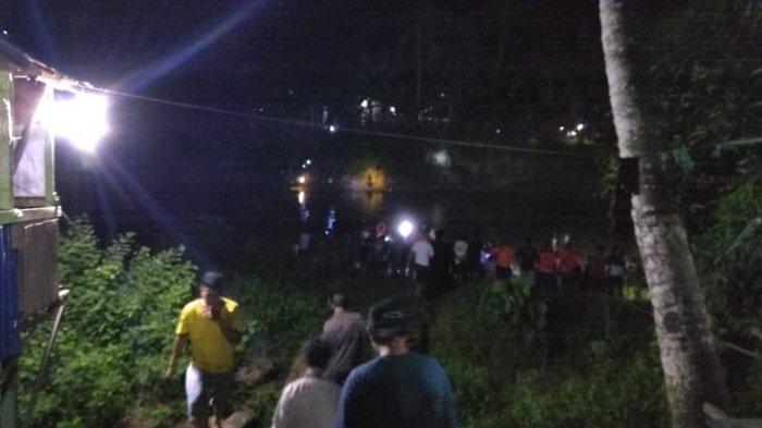 Hanya Ditemukan HP dan Celana, Pedagang Ini Ditemukan Tewas Tenggelam di Sungai Tabalong