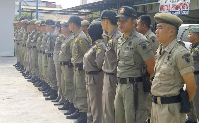 402 Personel Amankan TPS di 17 Kecamatan