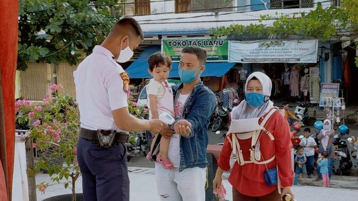 Jelang Lebaran Idulfitri Patroli Protokol Kesehatan Makin Digencarkan di Kota Palangkaraya Kalteng