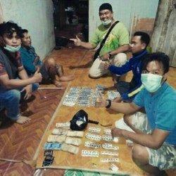 Pria Pemilik 490 Butir Obat Zenith Pulangpisau Ditangkap Polisi