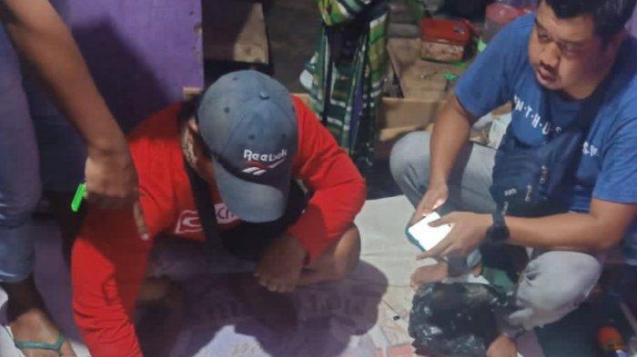 Petugas Polda Kalteng Tangkap Warga Baamang Sampit Edarkan Narkoba