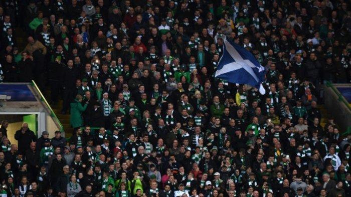 Suporter Terbaik Dunia 2017 Diraih Pendukung Klub Asal Skotlandia