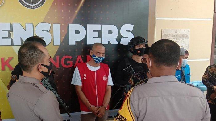 Kacab BMT UGT Nusantara Katingan Kalteng Ditangkap Polisi, Bobol Brankas Uang Kantor Miliaran Rupiah