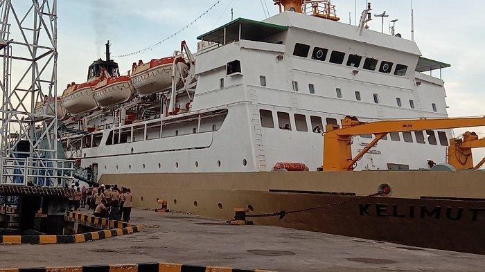 Saat Natal dan Tahun Baru Penumpang Kapal di Kalteng Meningkat 40 Persen