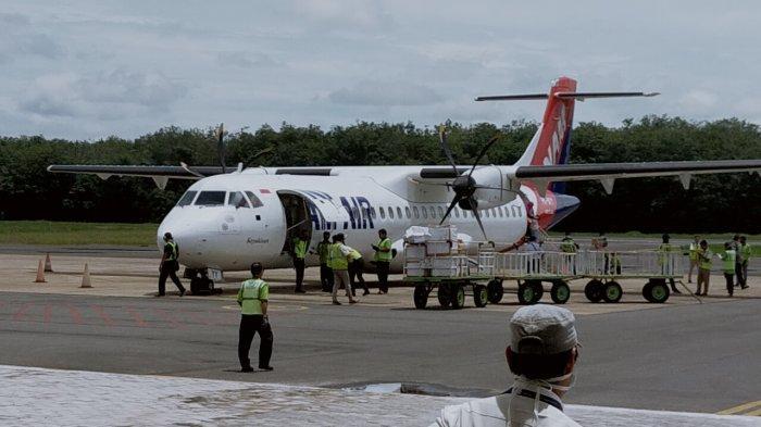 Penumpang Pesawat di Sampit Keluarkan Biaya Dua Kali Lipat untuk Rapid Test karena ini