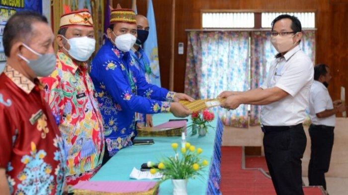 Sebanyak 36 PPPK Guru dan 29 Penyuluh Pertanian di Kabupaten Kapuas Terima SK, Ini Harapannya