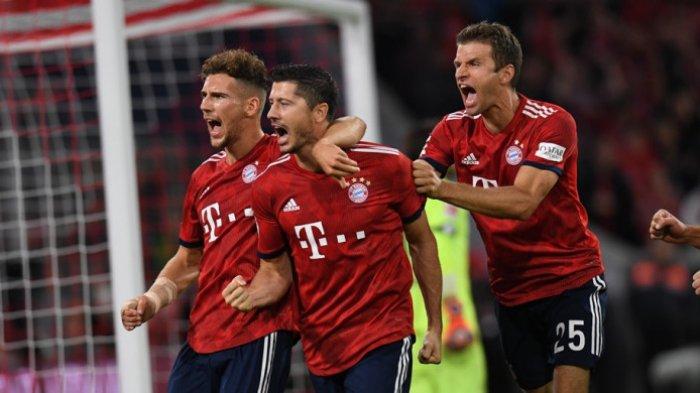 Menang 3-1 atas Hoffenheim, Bayern Muenchen Pimpin Klasemen Liga Jerman