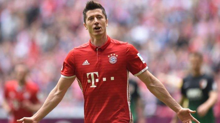 Lewandowski Diragukan, Thomas Muller Siap bertanding