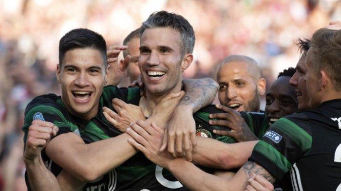 Gelar Piala Belanda ke-13 Dimenangkan Feyenoord Rotterdam