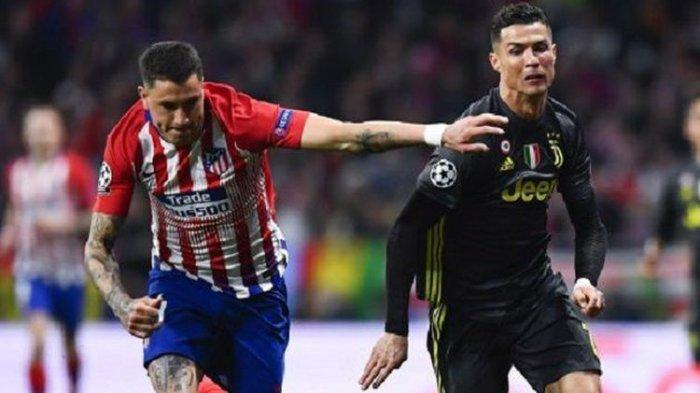 16 Besar Liga Champions - Tuan Rumah Atletico Madrid Tendang Tamunya Juventus 2 Gol Tanpa Balas