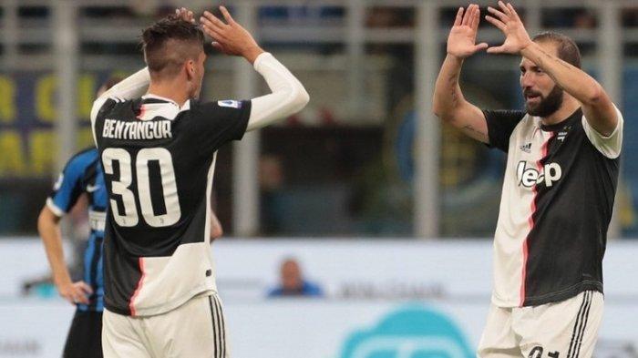 Liga Italia, Juventus Vs Inter Milan, Si Nyonya Tua Geser Pemuncak Klasemen dengan Skor 2-1