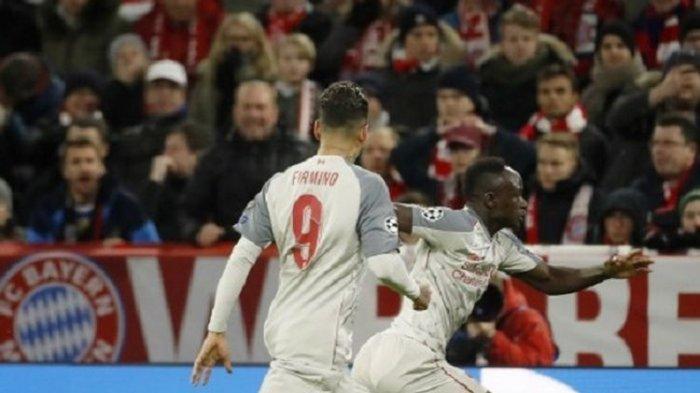 Liverpool Ikuti Juventus ke Perempat Final Liga Champions Usai Tekuk Tuan Rumah Bayern Muenchen