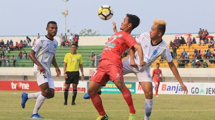 Besok Menjamu Persiba Balikpapan, Martapura FC Incar Point Terakhir di Kandang