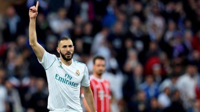 Zidane Sebut Peran Benzema Penting untuk Menjaga Performa Real Madrid
