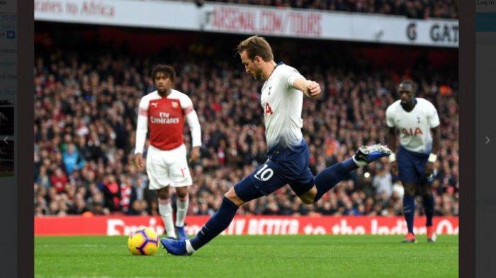 Arsenal Tundukkan Tottenham Hotspur dengan Skor 4-2 Hingga ke Posisi 4 Liga Inggris