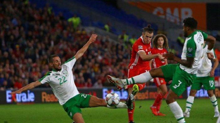 Gareth Bale Sumbang 1 Gol Kontra Irlandia, Berikut Hasil Lengkap UEFA Nations League di Hari Pertama