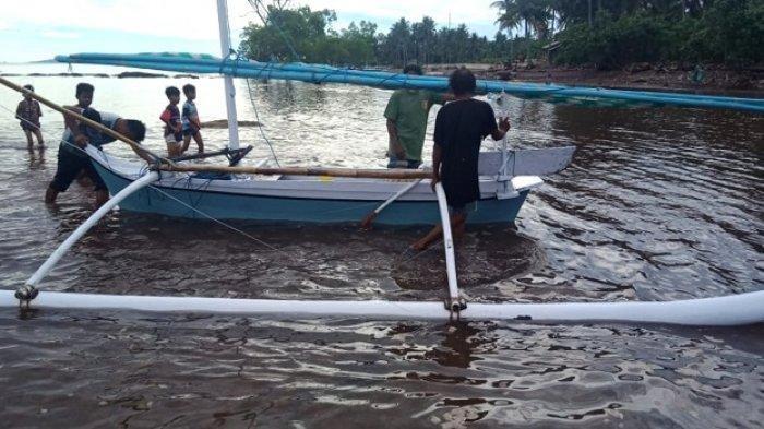 Nelayan Kotabaru Kalsel di Kabarkan Hilang, Perahunya Ditemukan Kosong