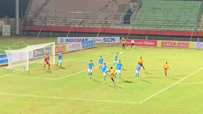 Hasil Liga 2 2021, Sulut United vs Persewar Tanpa Pemenang, Klasemen di Bawah Kalteng Putra