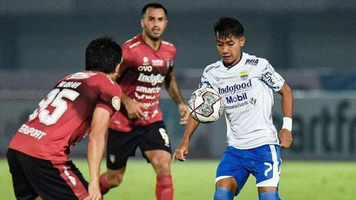 Hasil Lengkap Liga 1, PSM, PSIS, Bhayangkara FC Menang, Persebaya Keok, Bali United & Persib Imbang