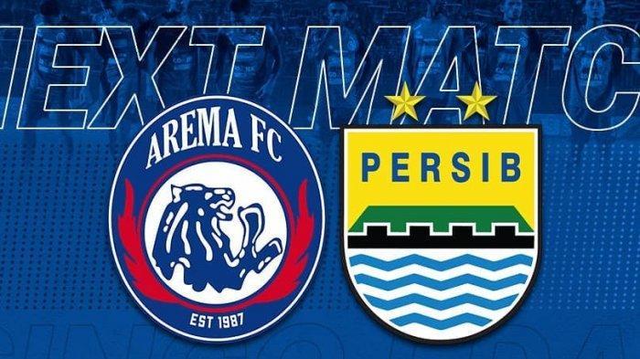 Persib Hari Ini, Malam Ini Live Streaming Arema vs Persib Liga 1 2019, Live Indosiar dan Vidio.com
