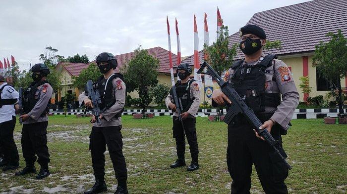 Polda Kalteng Bentuk Tim Anti Street Crime, Berangus Tindak Kejahatan Jalanan Kalteng