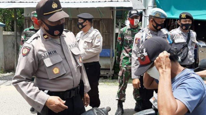 Operasi Yustisi, Polsek Kapuas Kalteng Murung Razia Gabungan