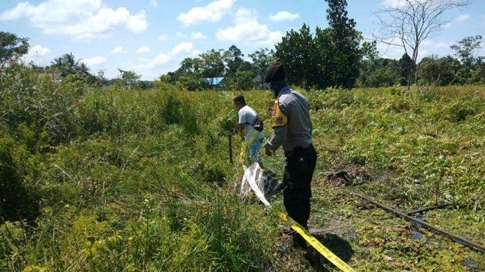 Penemuan Mayat Laki-laki di Teluk Palinget Kapuas Diselidiki Polsek Pulau Petak