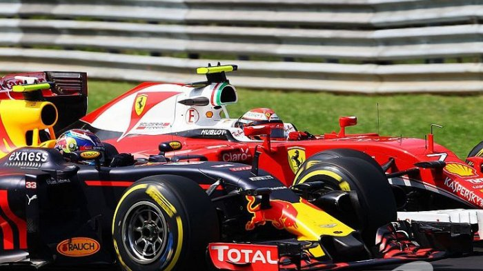 Sebastian Vettel Salip Hamilton di Puncak Klasemen F1 Usai GP Austria