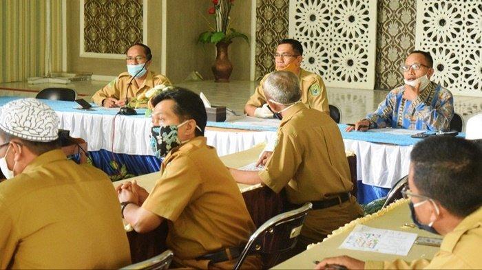 Cegah Covid-19, Sekolah Madarasah di Kabupaten Kapuas Terapkan PJJ
