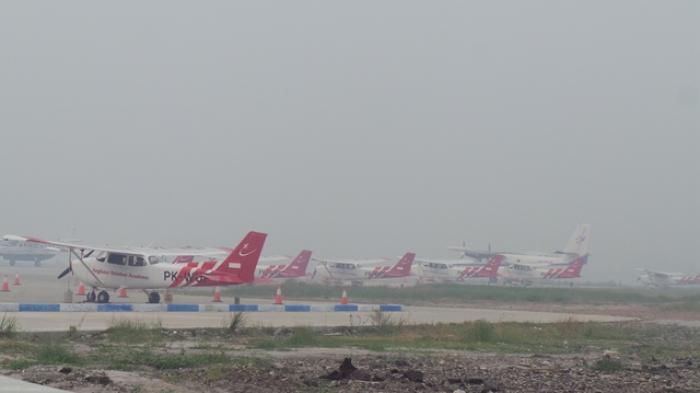 Terminal Bandara Tjilik Riwut Mulai Dibangun