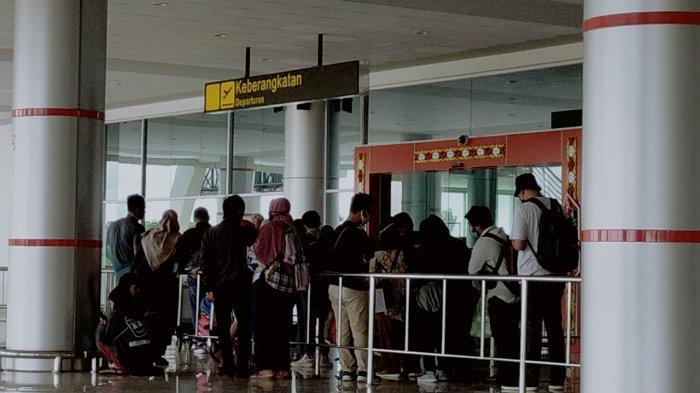 Angkutan Penumpang dan Barang Lewat Pesawat Terbang di Kalteng Meningkat