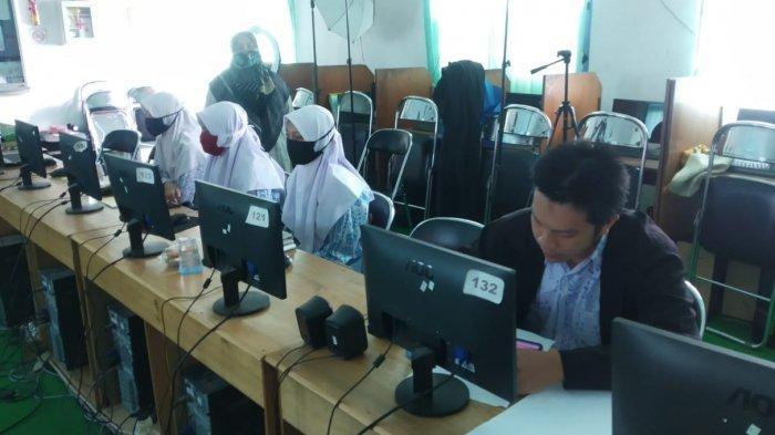 Pelajar Kapuas Ikuti Kompetisi  Himpunan Mahasiswa Matematika Unlam Banjarmasin