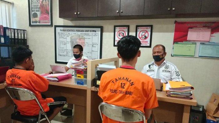 Tiga Pelaku Pesta Seks di Batulicin Kalsel Segera Disidangkan