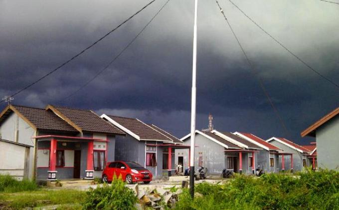 Prediksi BMKG Palangkaraya Kota Cantik Diguyur Hujan Dini Hari