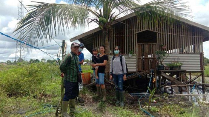 Lima Kelompok Ternak Itik di Dadahup Kapuas Kalteng Dapat Pembinaan Dinas Pertanian Kapuas